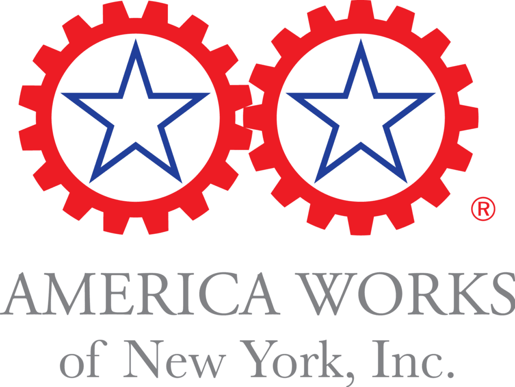 America Works of NY logo