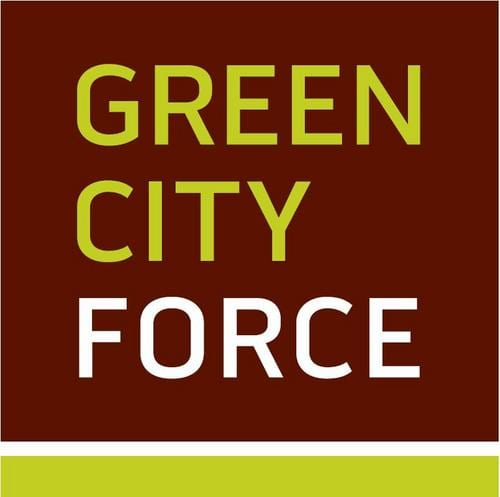 Green City Force logo
