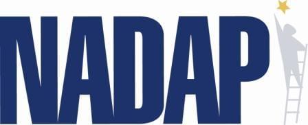 NADAP logo