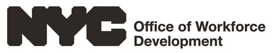NYC Mayor's Office of Workforce Development logo