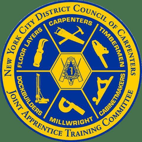 New York City District Council of Carpenters Training Center logo