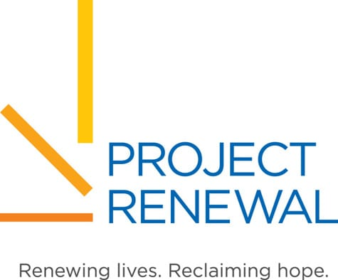 Project Renewal logo