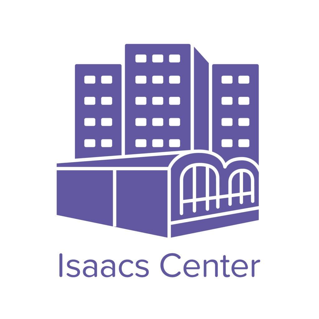 Stanley M. Isaacs Neighborhood Center logo