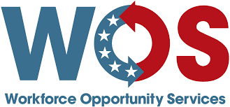 Workforce Opportunity Services (WOS) logo